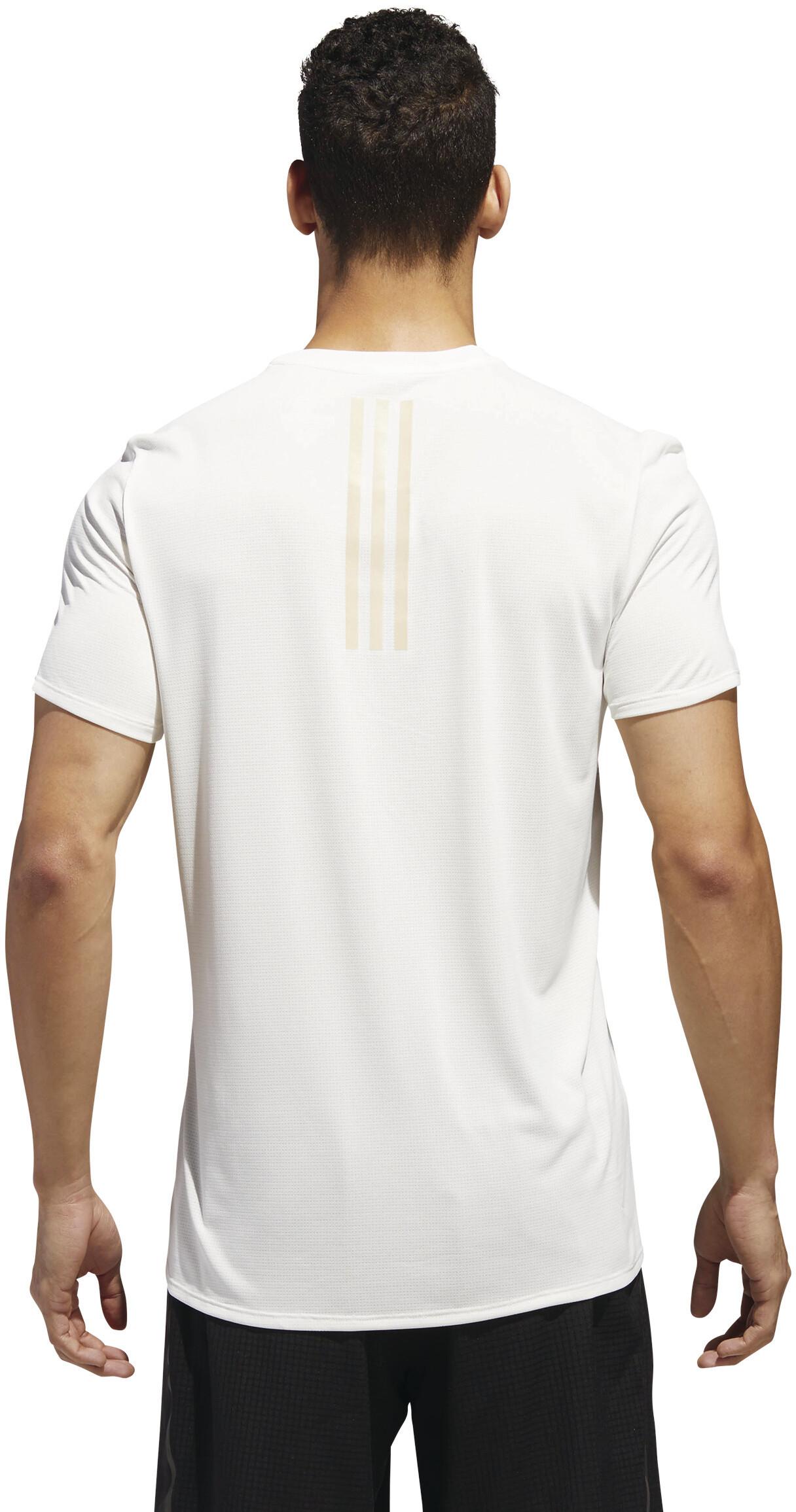 e59133af adidas Supernova Løbe T-shirt Herrer, cloud white | Find ...